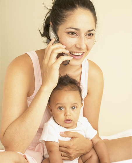 WELL MOM/ WELL BABY PROGRAM